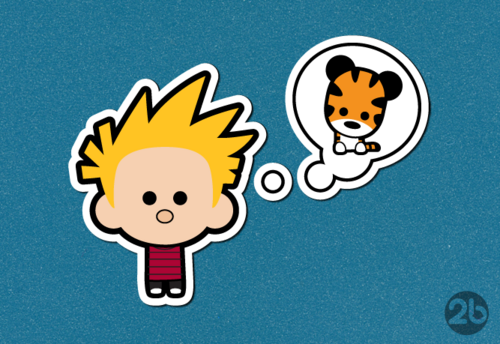 From http://www.superpunch.net/2010/10/calvin-and-hobbes-art-contest_07.html